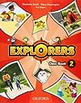 Explorers. Class Book 2 (incluye CD)