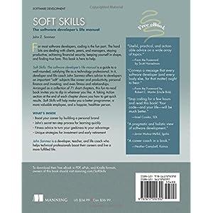 Soft Skills: The software Livre en Ligne - Telecharger Ebook