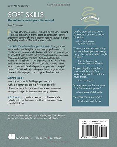 Soft Skills: The software