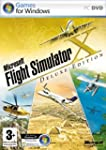 Microsoft Flight Simulator X: Deluxe...