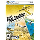 Microsoft Flight Simulator X: Deluxe Edition (PC)by Microsoft