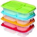 Sunsella Buddy Boxes - Plastic Bento...