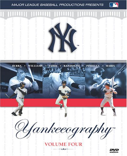 Cover art for  Yankeeography, Vol 4