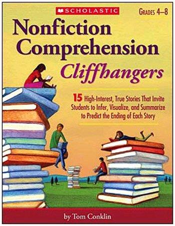 Trend Enterprises SC-9780439897389 Nonfiction Comprehension Cliffhangers - 1