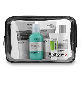 Anthony Logistics for Men The Essential Traveler Kit from Anthony Logistics