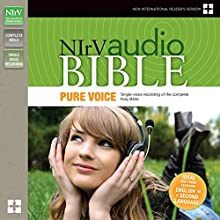 NIrV Audio Bible, Pure Voice (       UNABRIDGED) by  Biblica Narrated by David Heath