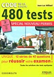 echange, troc Jean-Luc Millard - 480 tests Code de la route