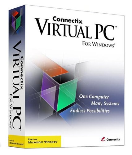 Virtual PC 4.0 (with PC Dos 2000) Win