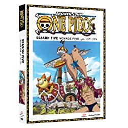 One Piece: Season Five Voyage Five