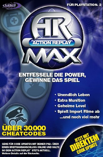 Playstation 2 - Action Replay MAX