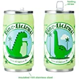Beatrix New York Cozy Can: Dinosaurs, Green