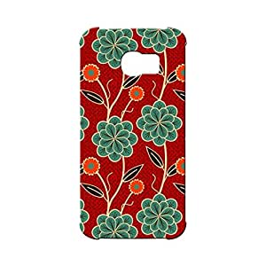 BLUEDIO Designer Printed Back case cover for Samsung Galaxy S6 Edge - G5836