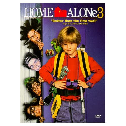 Home Alone 3[1997]DvDrip[Eng] Toxic3 preview 0