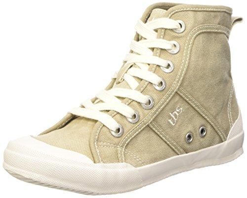 TBSObelia - Sneaker Donna, Beige (Gazelle), 38