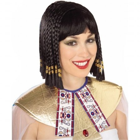 Queen of The Nile Black Wig