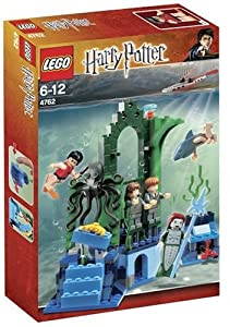 LEGO Rescue from the Merpeople