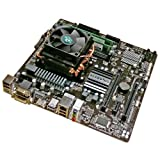 AMD FX-4170 Quad Core 4.2GHz - Gigabyte GA-78LMT-USB3 HDMI Motherboard - 32GB DDR3 RAM Bundle
