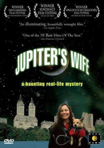 Cover art for  Jupiter's Wife