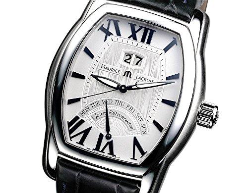 Maurice Lacroix MP6119-SS001-13E-BLUE - Reloj  color azul