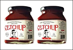 Sir Kensingtons Gourmet Spicy Ketchup from Sir Kensington's