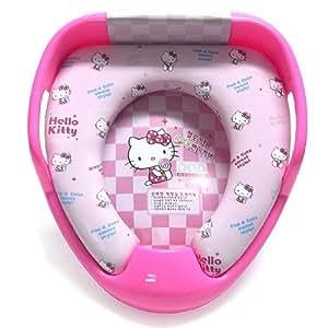 Amazon Com Hello Kitty Combined Potty Training Seat