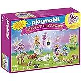 Playmobil Navidad - Calendario de adviento con hadas (5492)