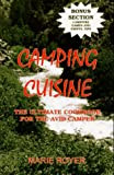 img - for Camping Cuisine: The Ultimate Cookbook For the Avid Camper book / textbook / text book
