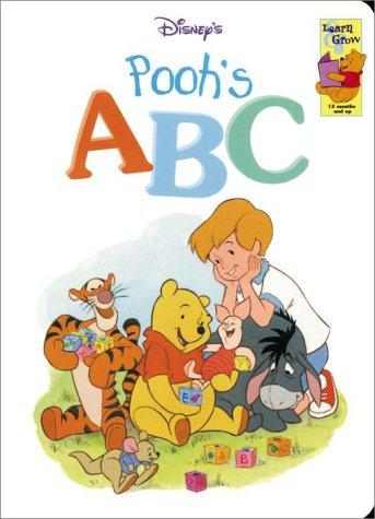 Disney'S Winnie The Pooh: Abc (Learn & Grow) front-494994