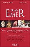 echange, troc Guide Emer - Guide Emer : France - Belgique - Suisse
