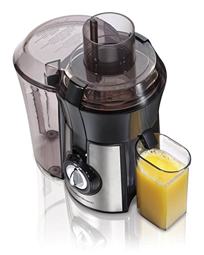 Hamilton Beach 67608A Big Mouth Juice Extractor (Certified Refurbished)