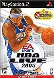 echange, troc NBA Live 2005 (EA Best Hits)[Import Japonais]
