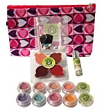 Go Green Pretend Play Make Up Kit - Real Make Up Set for Girls, Organic, Child Safe, Keeps you children Safe from Lead and Dyes, While Learning How to Put On Make Up!