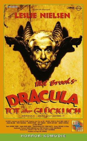 Mel Brooks' Dracula - Tot aber glücklich [VHS]