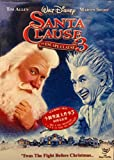 WALT DISNEY CLASSIC SANTA CLAUSE  THE ESCAPE CLAUSE 3  IN PORTUGUESE,SPANISH,THAI & ENGLISH w/ PORTUGUESE,THAI,MALAY,BAHASA,KOREAN,CHINESE & ENGLISH SUBTITLE (IMPORTED FROM HONG KONG) REGION 3