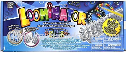 Loominator By the Makers of Rainbow Loom