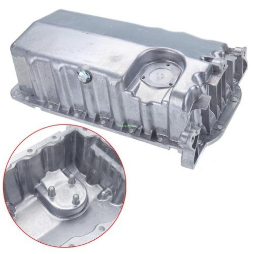 PanelTech Aluminum Engine Oil Pan for VW Beetle Golf Jetta 2.0L 1.9L (Vw Oil Pan compare prices)