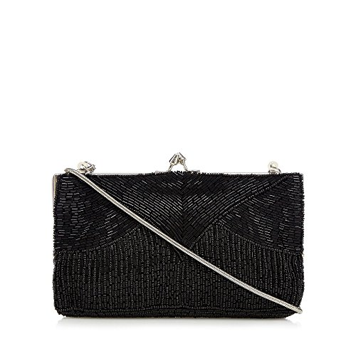 no-1-jenny-packham-womens-black-bugle-beaded-clutch-bag