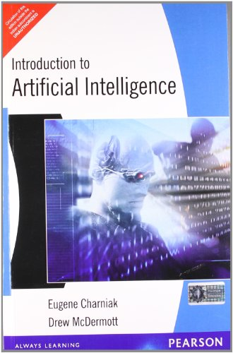 Introduction to Artificial Intelligence, 1e