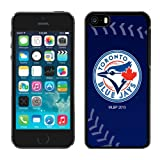 Custom Iphone 5c Case MLB Toronto Blue Jays 4 Pensonalized Phone Covers at Amazon.com