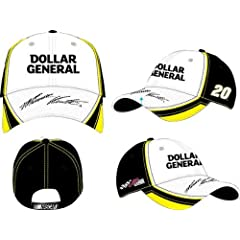 Matt Kenseth NASCAR #20 Dollar General Happy Hour Hat