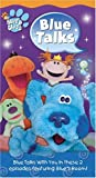 Blues Clues - Blue Talks [VHS]