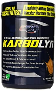 All American EFX Karbolyn Nutritional Shake, Orange Shockwave, 2.2 Pound