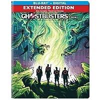 Ghostbusters 2016 Pop Art Project Limited Edition Steelbook on Blu-ray/Digital