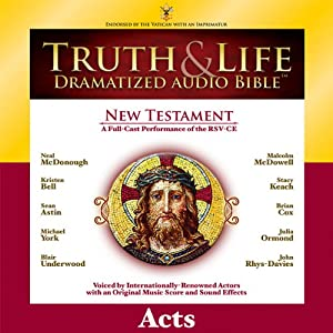 Truth and Life Dramatized Audio Bible, New Testament: Acts | [Zondervan]
