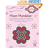 Cover of the Heart Mandalas book from Planet Heart