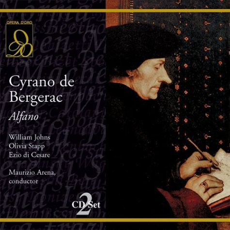 Cyrano De Bergerac - Alfano - CD