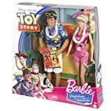 Barbie and Ken Hawaiian Doll Setby Barbie