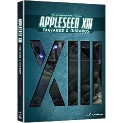 Appleseed XIII: Tartaros & Ouranos