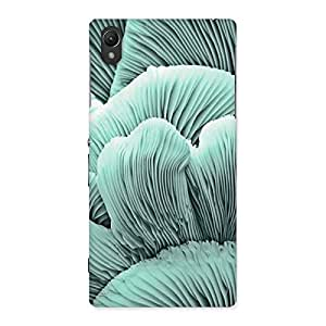 Shell of Ocean Back Case Cover for Sony Xperia Z1