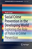 img - for Social Crime Prevention in the Developing World: Exploring the Role of Police in Crime Prevention (SpringerBriefs in Criminology / SpringerBriefs in Policing) book / textbook / text book